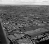 Looking SSE over Rangiora. Intersection of Mill... (6536/6592).