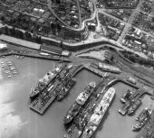 Lyttelton Harbour (7603/7647).