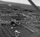 Looking NNE over Motueka. Intersection of Whaka... (9259/9299).